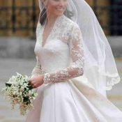 10 things you may not know about Kate Middleton's Wedding