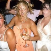 14 Kinds Of Drunks You See At Weddings