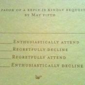 8 Of The Best Wedding Invitations We've Ever Seen!