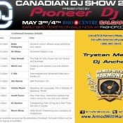 Canadian Dj Show Calgary