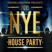 Saskatoon's Biggest New Years Eve Party! Prairieland Park w/ Dj Anchor