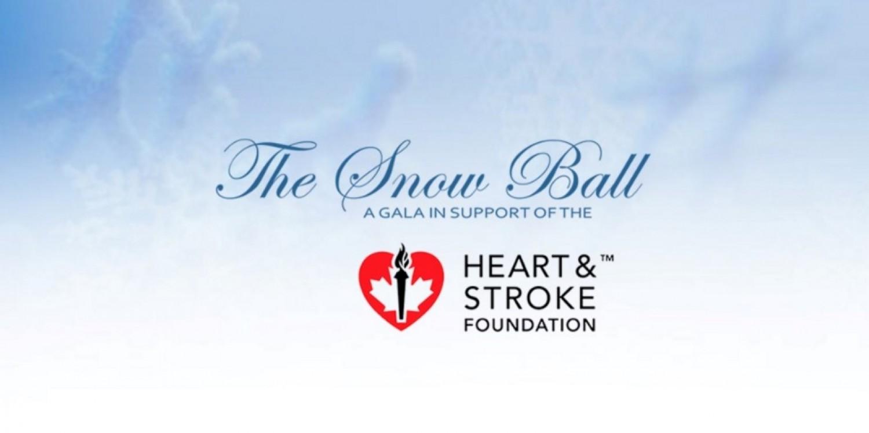The Snow Ball Gala Saskatoon Delta Bessborough Heart