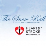 The Snow Ball Gala Saskatoon Delta Bessborough Heart & Stroke Foundation
