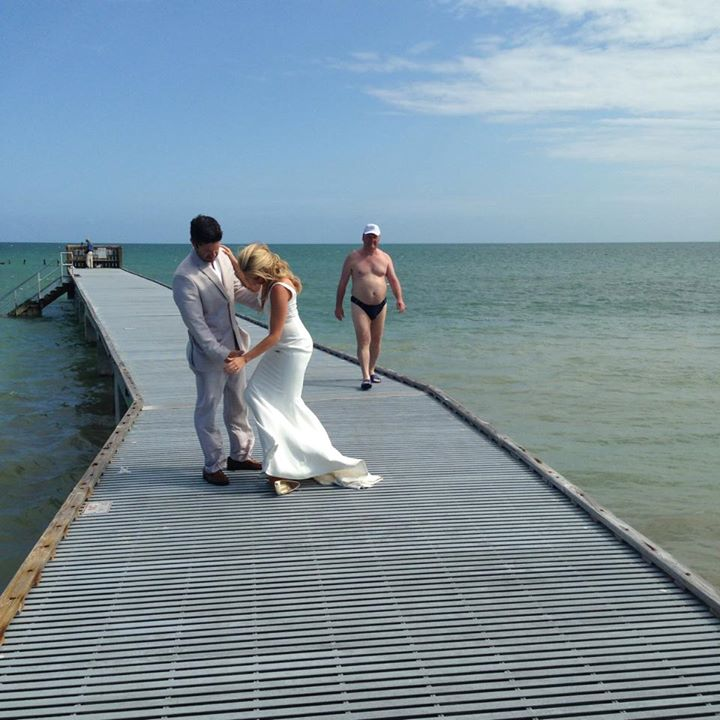 Wedding Picture Etiquette Does Not Apply Here - Image 7