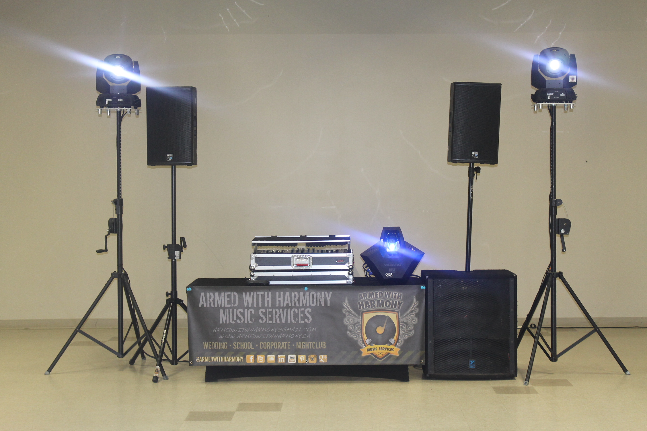 Saskatoon Wedding DJ Packages
