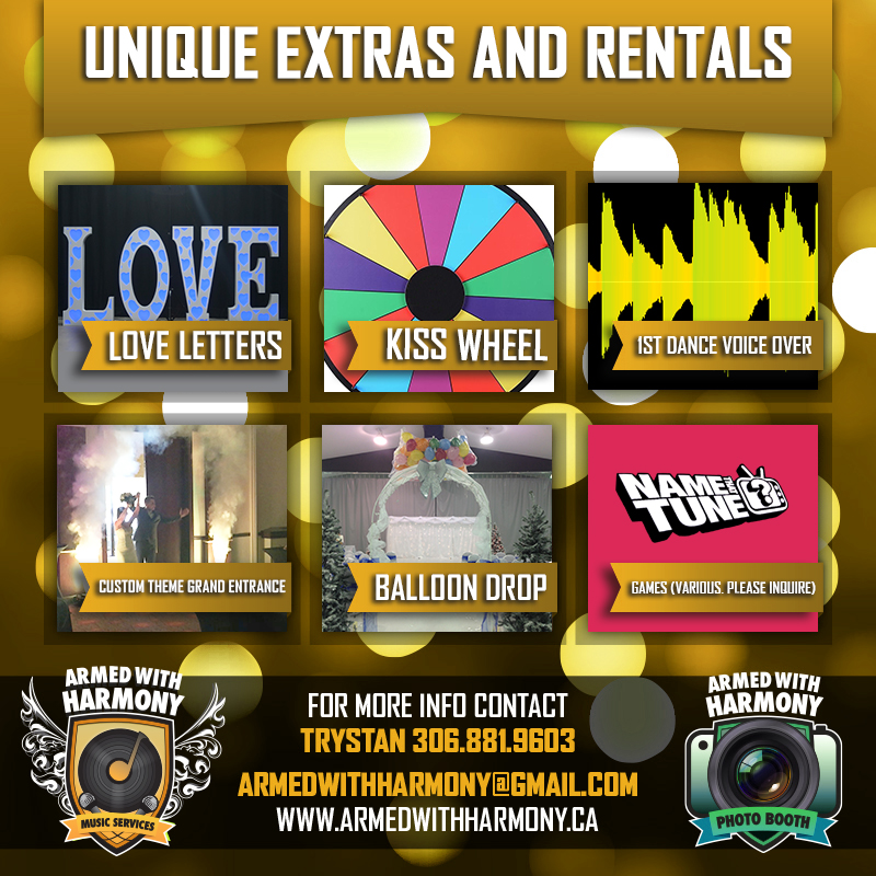 Rentals  Unique Extras