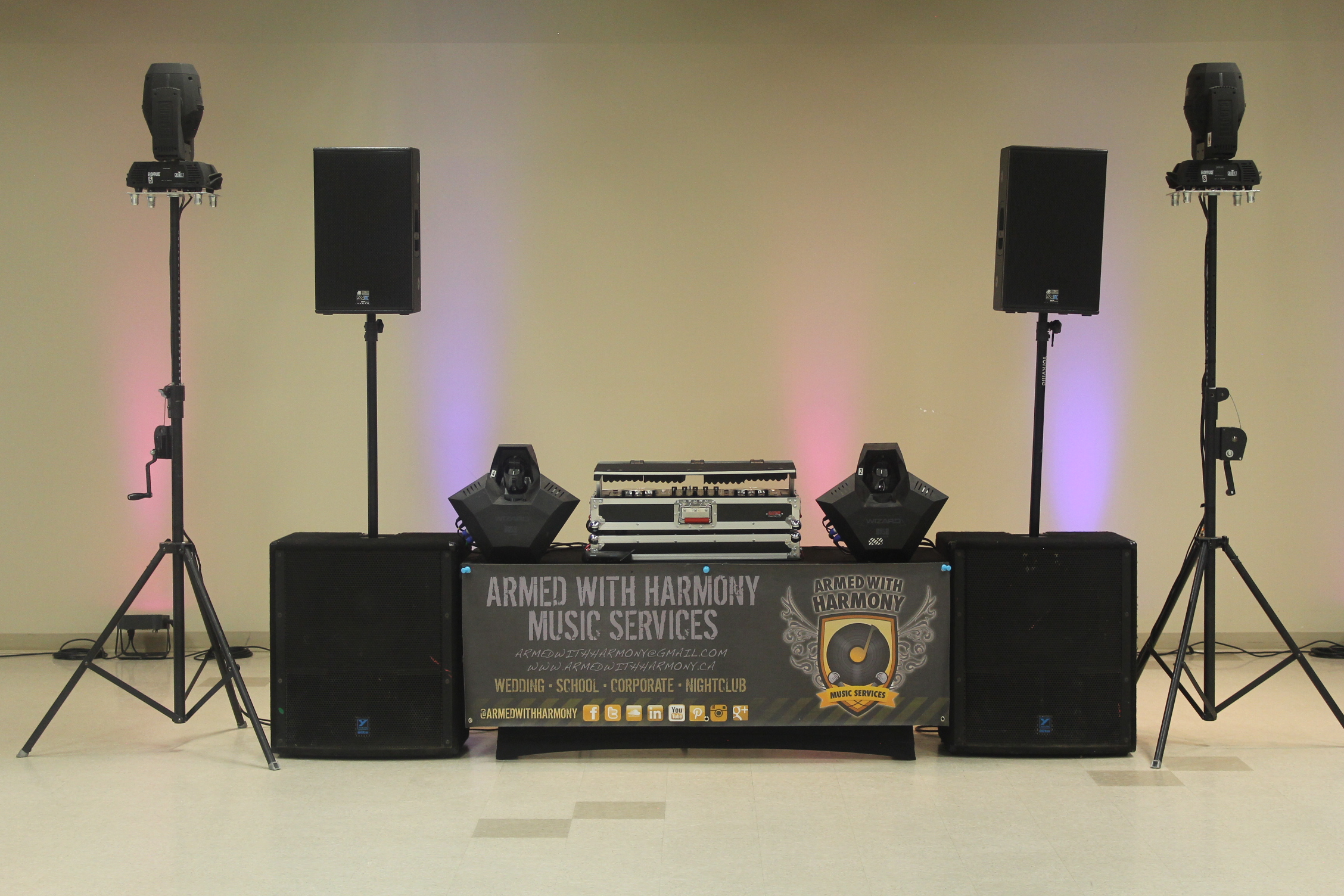 Corporate DJ Packages