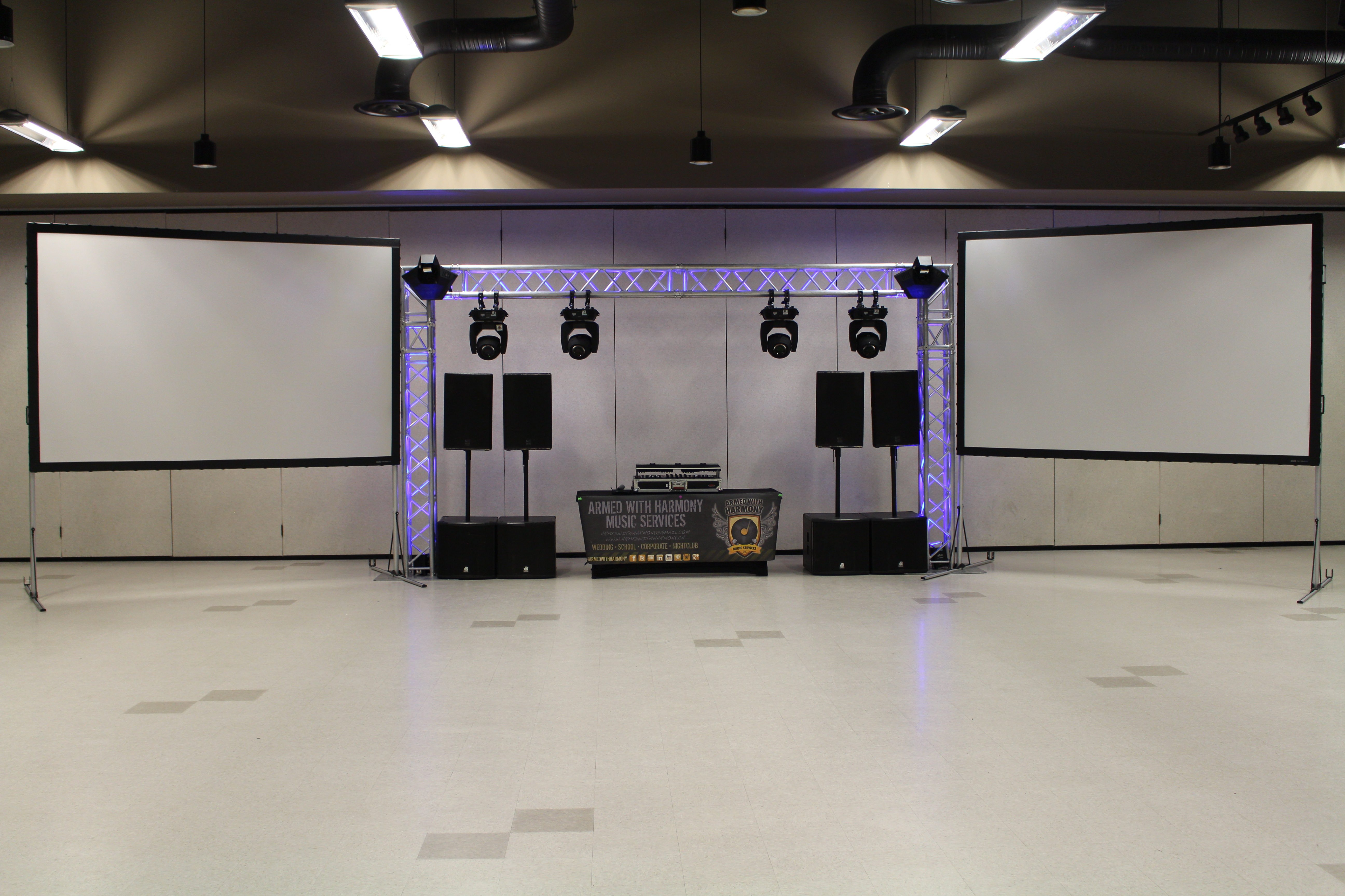 School DJ Packages
