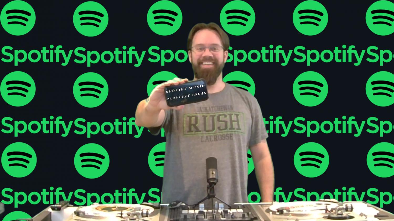 Saskatoon Wedding & Special Event DJ - Spotify Music Playlist Ideas
