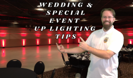 Saskatoon Up Lighting Rentals - Wedding & Special Event Lighting Tips