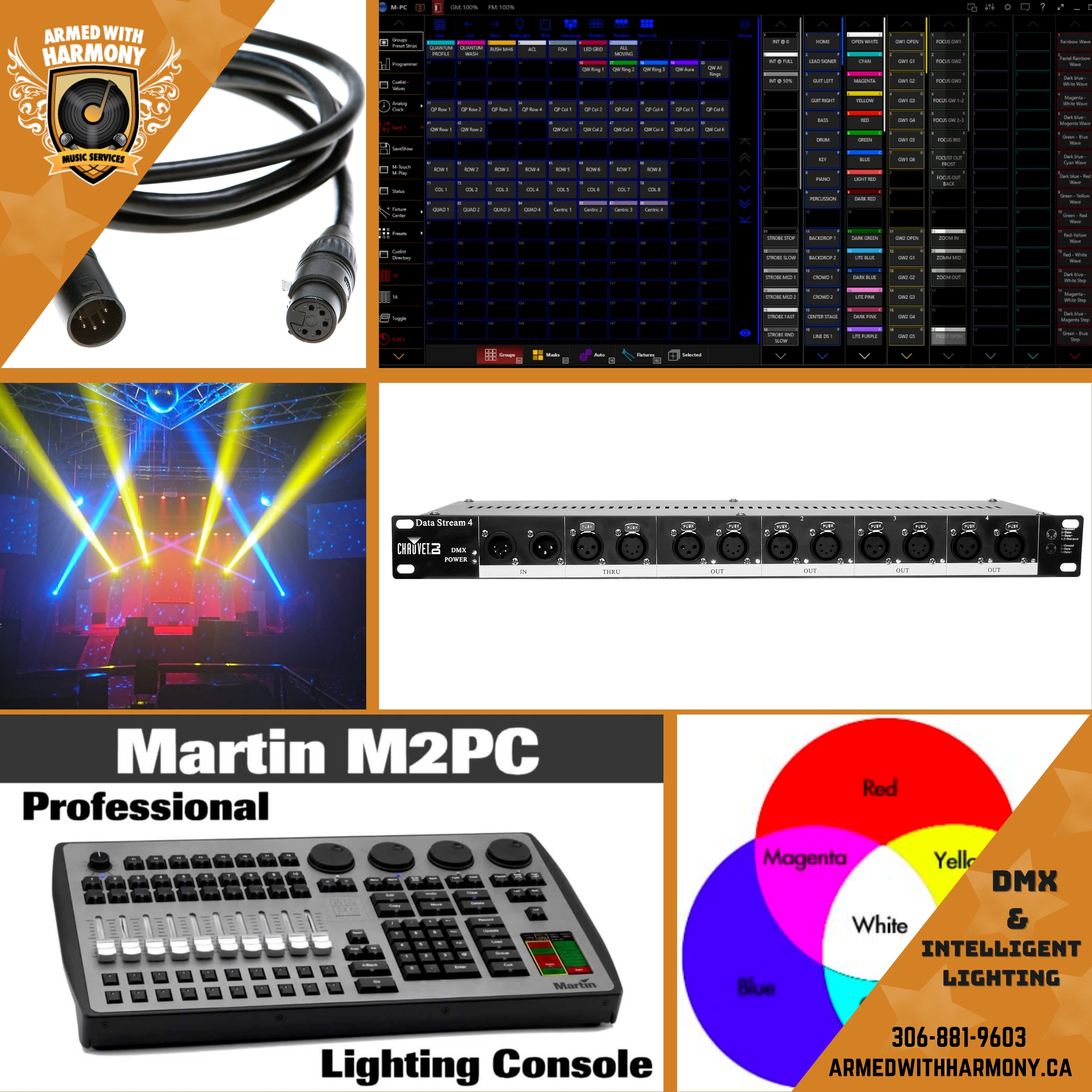 Lighting Boards  Consoles