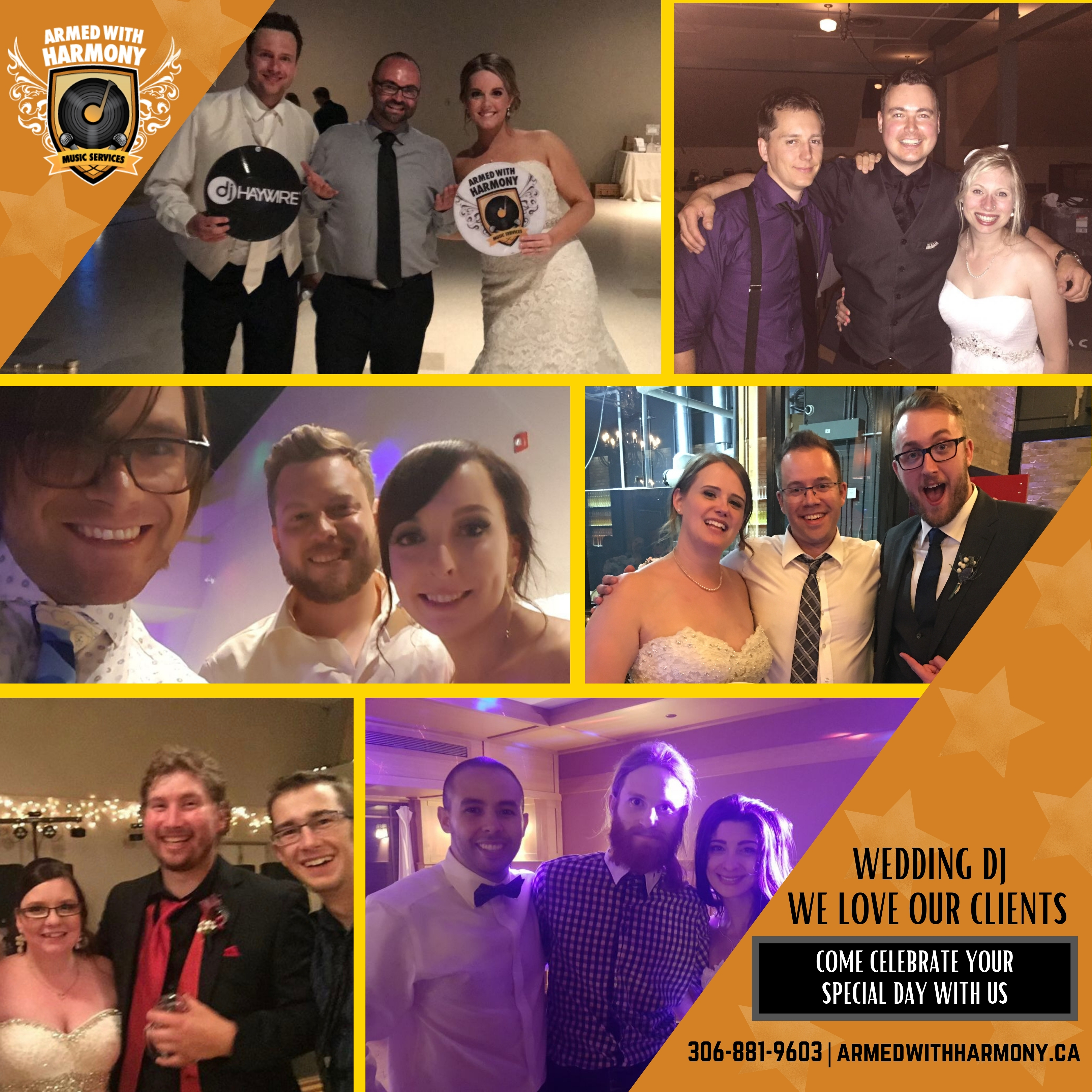 Saskatoon Wedding DJ Reviews