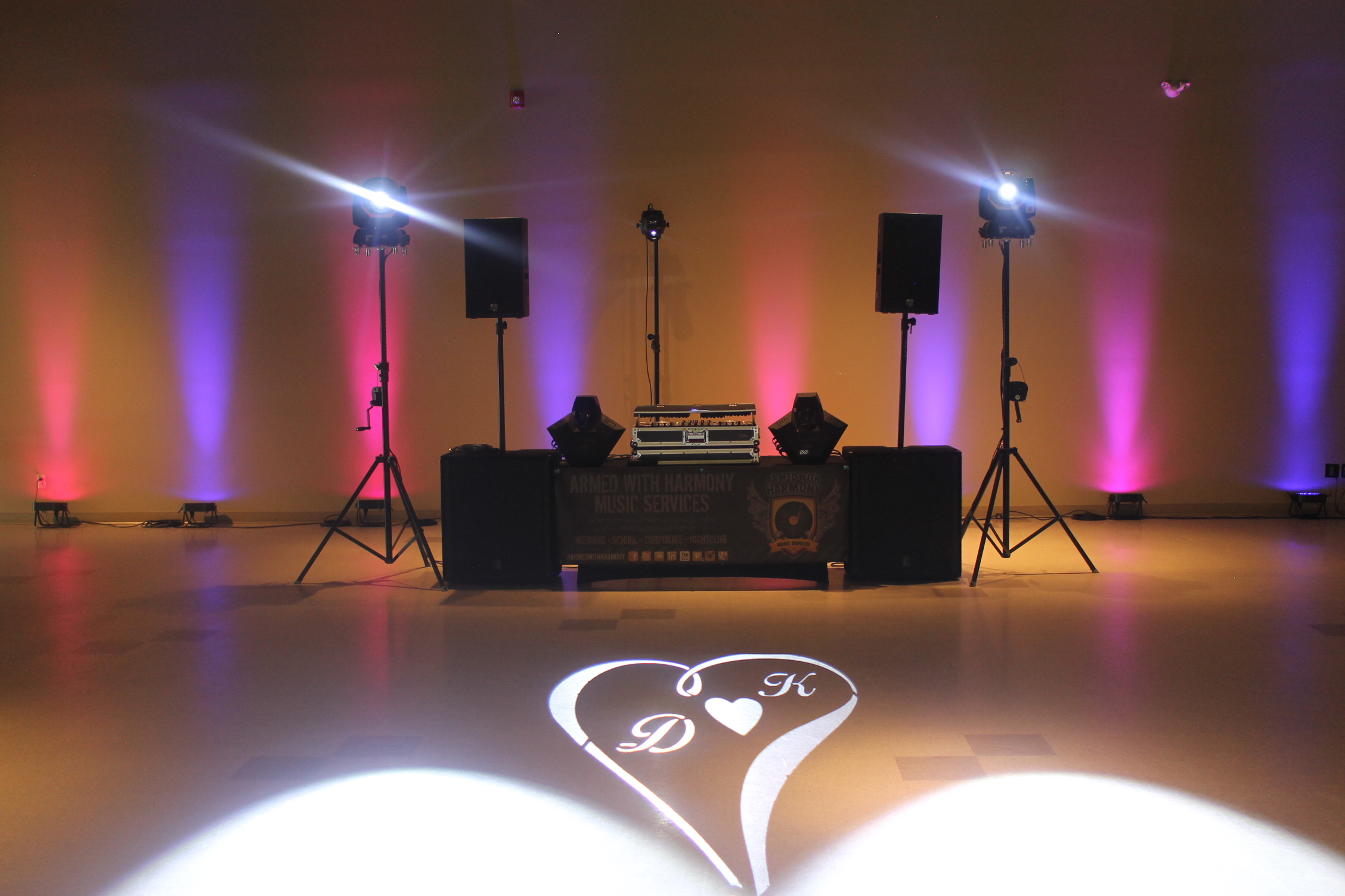 Saskatoon Wedding DJ Packages